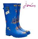 セール SALE Joules ジュールス 子供用 長靴 レインブーツ ジュニア ボーイズ ウェリー キッズ ギフト ...