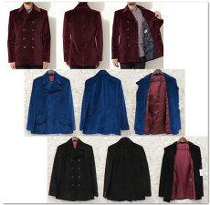 MadcapEnglandマッドキャップベルベットコートCoatコート15AWブリードブレザーレトロ3色メンズモッズファッション