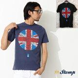 セール!SALE ! ストンプ Stomp Tシャツ ペイズリー ユニオンジャック 2色 メンズ モッズファッション プレゼント ギフト