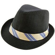 ATLANTISアトランティスフェルトハット帽子MALIKホワイト白モッズインディーズHat送料無料BenShermanベンシャーマン