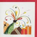 Quilling Card(クイリングカード) バースデーカード Pop It Birthday ハッピーバースデー