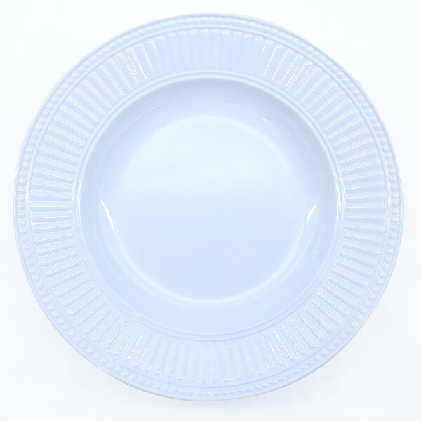 BORGO DELLE TOVAGLIE(ボルゴ) スープディッシュ ホワイト 23×23