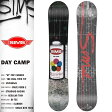 17-18 SIMS DAY CAMP/17-18 シムス デイキャンプ/SIMS スノーボード/シムス スノーボード/SIMS/シムス/150/153