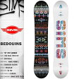 17-18 SIMS BEDOUINS/17-18 シムス ベドウィンズ/SIMS スノーボード/シムス スノーボード/SIMS/シムス/138/142/146
