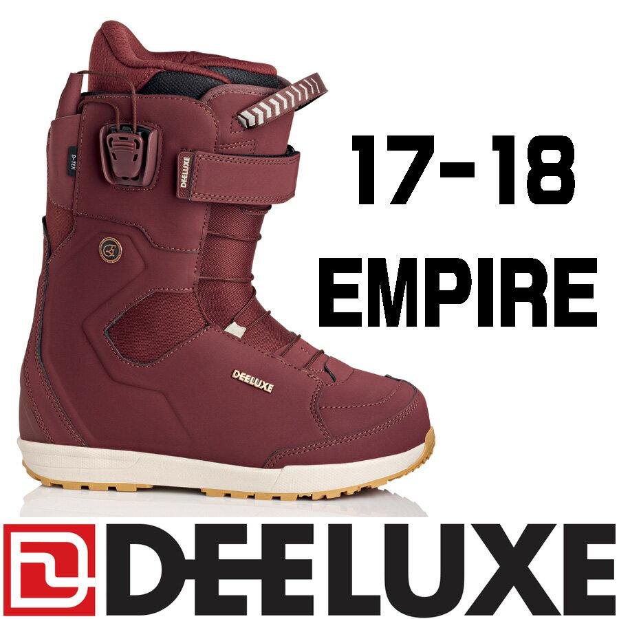 17-18 DEELUXE EMPIRE TF/17-18 ディーラックス EMPIRE TF/DEELUXE メンズ/DEELUXE ブーツ/ディーラックス エンパイア/ディーラックス スノーブーツ/DEELUXE 17-18/2017-2018:club its オンラインショップ