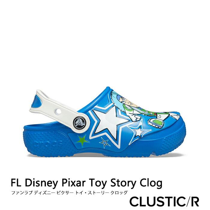 靴, サンダル -40 CROCSFun Lab Disney Pixar Toy Story ClogBright Cobalt