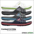 crocs【クロックス】Crocband 2.0 Slide / クロックバンド 2.0 スライド※※ メンズ レディース サンダル スポーツサンダル オフィス スリッパ