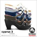 【送料無料】【返品交換無料】crocs【クロックス】 CyprusIII/サイプラス3※※