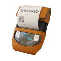 モバイルプリンターSM-L200専用ケース(キャメル)