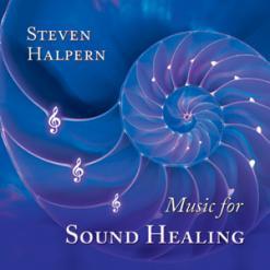 【クーポン対象】 インナーピースCD Music for Sound Healing (ミュージック・フォー・サウンド・ヒーリング) 【正規品】  ※ 音楽療法CD Inner Peace Music Steven Halpern