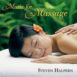 【クーポン対象】 インナーピースCD MUSIC FOR MASSAGE (ミュージック・フォー・マッサージ) 【正規品】  ※ 音楽療法CD Inner Peace Music Steven Halpern