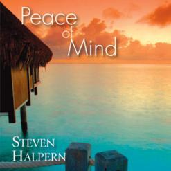 【クーポン対象】 インナーピースCD PEACE OF MIND (ピース・オブ・マインド) 【正規品】  ※ 音楽療法CD Inner Peace Music Steven Halpern