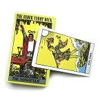 【クーポン対象】 ライダータロット ( The Rider Tarot Deck ) スタンダードサイズ タロットカード イエローパッケージ  ※ 魔術用品 儀式用品 おまじないグッズ 占いなど