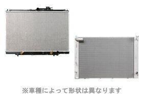 江洋ラジエーター(KOYORAD) * ダイハツ ミラ E-L502S JB-EL 95.10〜98.8 (M/T車) 純正番...
