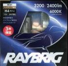 RAYBRIGレイブリックヘッドランプ用LEDバルブH412/24V兼用RK41(四輪用H42個入りセット)