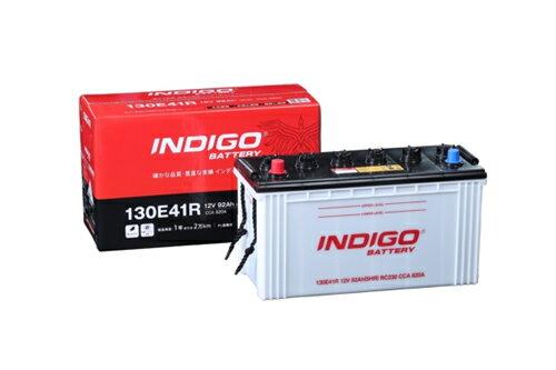<個人宅宛配送不可>インディゴバッテリー 大型車用 130E41R  キャンター 130E41R き
