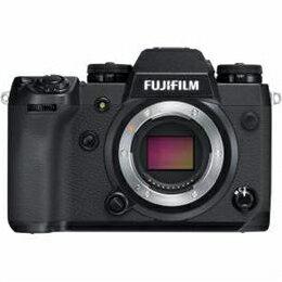 デジタルカメラ, ミラーレス一眼カメラ  FUJIFILM X-H1 F-X-H1