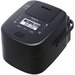 ☆Panasonic 可変圧力スチームIH炊飯ジャー 「Wおどり炊き」(5.5合) ブラック SR-VSX108-K