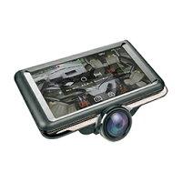 <欠品 未定>☆Mtk ドライブレコーダー 360度 同時録画 バックカメラ付 S360