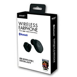オーディオ, ヘッドホン・イヤホン HIDISC Bluetooth HDBT33BK