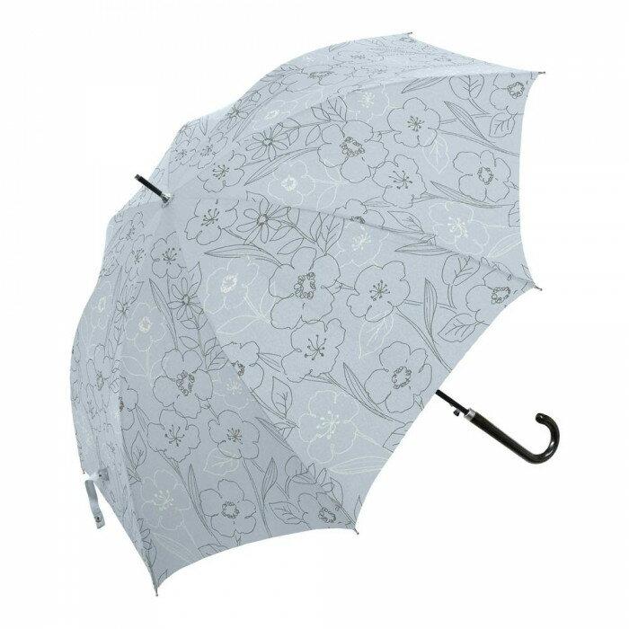 傘, レディース雨傘  60cm BJ SV S17003