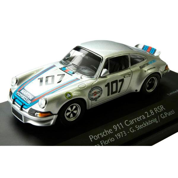 450371200 ポルシェ 911 2.8 RSR マルティニ・レーシング 73 タルガ・フローリオ 107 1/43スケール「他の商品と同梱不可/北海道、沖縄、離島別途送料」
