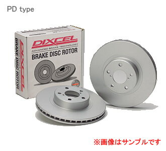 DIXCEL ディクセル ブレーキローター PD フロント PD3110838Sトヨタ オーパ ZCT15 00/04〜05/04 【NFR店】