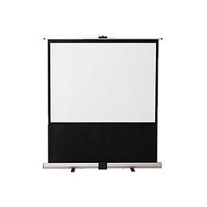 ケイアイシー モバイルスクリーン フロアタイプ 80インチワイド KPR-80V 1台※他の商品と同梱不可 ※他の商品と同梱不可※プロジェクター プロジェクターオプション プロジェクタースクリーン