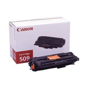 ◇【純正品】キャノン(Canon)トナーカートリッジブラック型番:カートリッジ509印字枚数:12000枚単位:1個