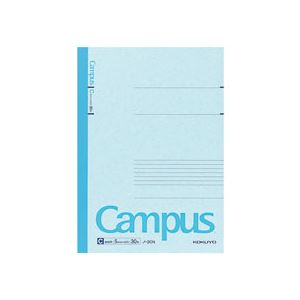 ◇(まとめ)キャンパスノートセミB5C罫30枚180冊
