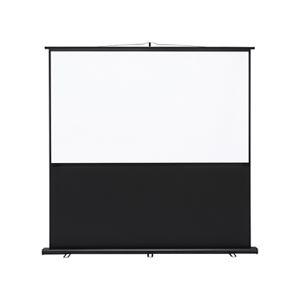 ◇サンワサプライ プロジェクタースクリーン(床置き式) PRS-Y80HD※他の商品と同梱不可 ※他の商品と同梱不可※パソコン周辺機器 プロジェクタスクリーン