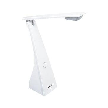 ◇パナソニック LEDデスクスタンド ホワイト SQ-LD222-W※他の商品と同梱不可