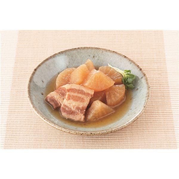 ◇和風惣菜シリーズ 豚バラ大根 200g×15パック※他の商品と同梱不可