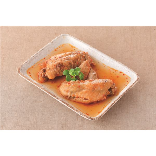 ◇和風惣菜シリーズ 手羽先ピり辛煮 150g×15パック※他の商品と同梱不可