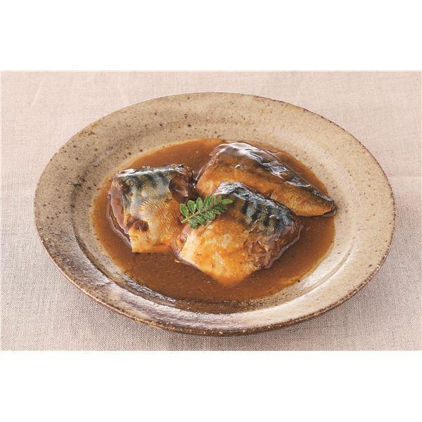◇和風惣菜シリーズ さばのみそ煮 120g×15パック※他の商品と同梱不可