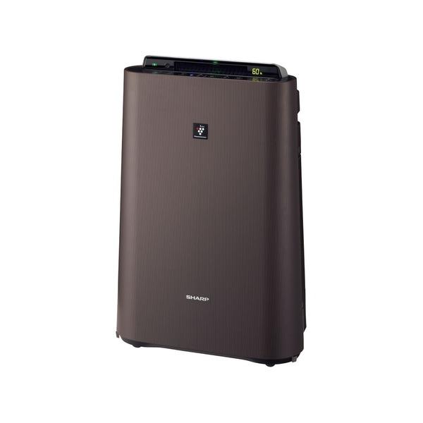 ◇シャープ プラズマクラスター 加湿空気清浄機 KC-F70-T ブラウン ※他の商品と同梱不可