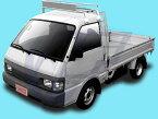 横山製作所 ROCKY ロッキープラス ルーフキャリア トラック用 スチールメッキタイプ * マツダ ボンゴ トラック 全型式 全年式  STR-600