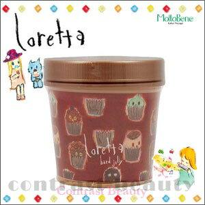 Morutobene Loretta ハードゼリー 300 g Hard Jelly fs3gm