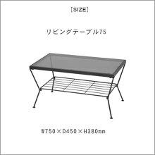 【ノベルティ付き】【送料無料】リビングテーブル(ブラック)/リビングテーブルガラスシンプルテーブル机ガラステーブルローテーブルカフェテーブルガラス天板かっこいいダイニングテーブル