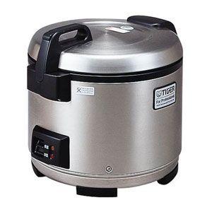 タイガー魔法瓶/TIGER 業務用 炊飯ジャー 炊きたて 2升炊き JNO-B360 XS ステンレス