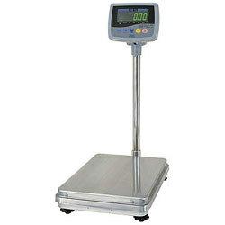 【送料無料】大和製衡/YAMATO 防水デジタル台はかり 検定品 150kg DP-6301K