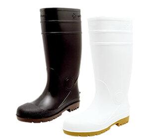土木・農林・食品関連等に!丸五 安全プロハークス#870(長靴/ブーツ)ブラック 28cm/XLサイズ