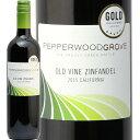 ペッパーウッド グローヴ オールド ヴァイン ジンファンデル 2017 Pepperwood Grove Old Vine Zinfandel 赤ワイン アメリカ カリフォルニア 樽香