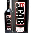 イントゥ カベルネソーヴィニョン 2016 INTO Cabernet Sauvignon California 赤ワイン アメリカ カリフォルニア ワインインスタイル 即日出荷 あす楽