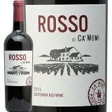カモミ ロッソ ディ カモミ 2018 Rosso di Camomi 赤ワイン アメリカ カリフォルニア イタリア フルボディ あす楽 即日出荷 アイコニック
