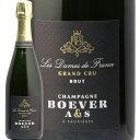 ボヴェール A&S レ ダム ド フランス グラン クリュ NV Bover Les Dames de France Grand Cru RM NTKジャパン シャンパン シャンパーニュ 辛口 フランス