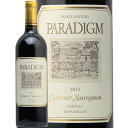 パラダイム カベルネソーヴィニヨン 2015 PARADIGM CABERNET SAUVIGNON 赤ワイン アメリカ カリフォルニア フルボディ ナパヴァレー バレー