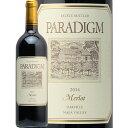 パラダイム メルロー 2014 PARADIGM MERLOT 赤ワイン アメリカ カリフォルニア フルボディ ナパヴァレー バレー ヴィントナーズ 即日出荷