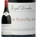 コート ド ニュイ ヴィラージュ 2013 メゾン ジョセフ ドルーアン Cote de Nuits Villages Maison Joseph Drouhin 赤ワイン フランス ブルゴーニュ ピノ ノワール 三国ワイン