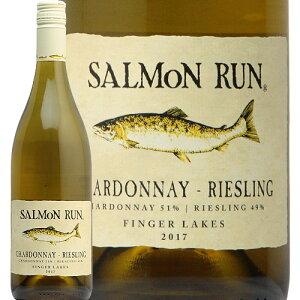 ドクター コンスタンティン フランク サーモン ラン シャルドネ リースリング 2018 Dr. Konstantin Frank Salmon Run Chardonnay Riesling 白ワイン アメリカ ニューヨーク やや辛口 GO TO WINE